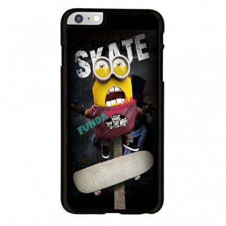 Funda IPhone 6 Iphone 6s minions skate