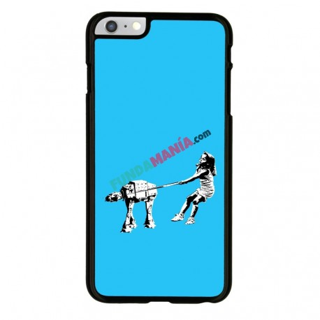 Funda IPhone 6 Iphone 6s star wars banksy