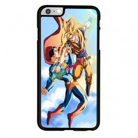 Funda IPhone 6 Iphone 6s superman vs goku