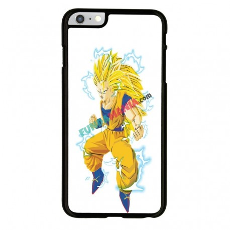 Funda Iphone 6 Iphone 6s goku super saiyan