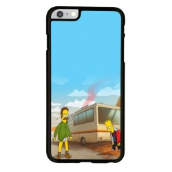 Funda Iphone 6 Iphone 6s heisenberg y bart