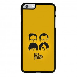 Funda Iphone 6 Iphone 6s the big bang theory beatles