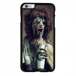 Funda Iphone 6 Iphone 6s zombi starbucks