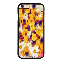 Funda IPhone 6 plus Iphone 6s plus estampado de margaritas
