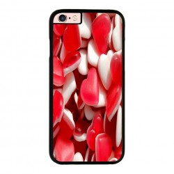 Funda IPhone 6 plus Iphone 6s plus golosinas corazón