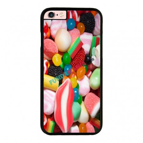 Funda IPhone 6 plus Iphone 6s plus golosinas