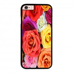 Funda IPhone 6 plus Iphone 6s plus estampado con rosas