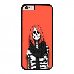 Funda IPhone 6 plus Iphone 6s plus calavera chica
