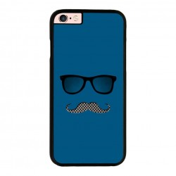 Funda IPhone 6 plus Iphone 6s plus gafas y bigote