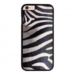 Funda IPhone 6 plus Iphone 6s plus estampado piel de cebra
