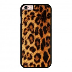 Funda IPhone 6 plus Iphone 6s plus estampado piel de leopardo