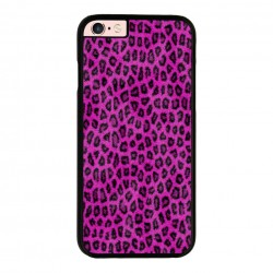 Funda IPhone 6 plus Iphone 6s plus leopardo rosa