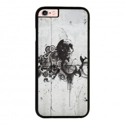 Funda Iphone 6 Plus Iphone 6s Plus calavera tribal
