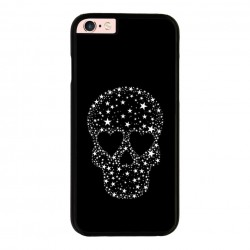 Funda Iphone 6 Plus Iphone 6s Plus calavera mexicana de estrellas