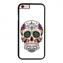 Funda Iphone 6 Plus Iphone 6s Plus calavera mexicana ojos verdes