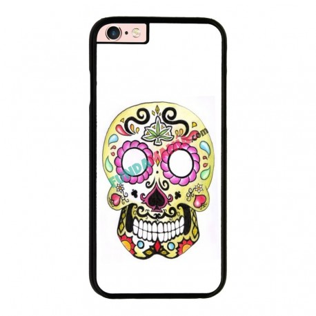 Funda Iphone 6 Plus Iphone 6s Plus calavera mexicana