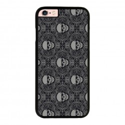 Funda Iphone 6 Plus Iphone 6s Plus calaveras fondo tribal