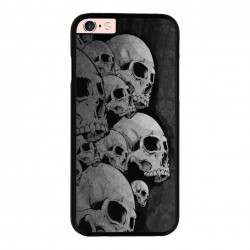 Funda Iphone 6 Plus Iphone 6s Plus calaveras fosa común