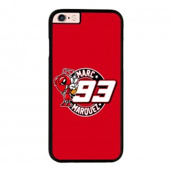 Funda Iphone 6 plus Iphone 6s plus marc márquez mascota