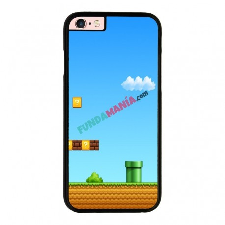 Funda Iphone 6 plus Iphone 6s plus mario bros