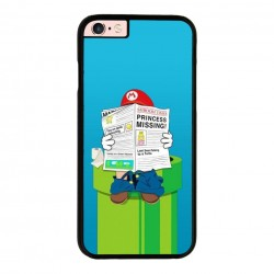 Funda Iphone 6 plus Iphone 6s plus mario bros wc