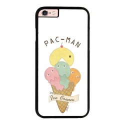 Funda Iphone 6 plus Iphone 6s plus pacman helado