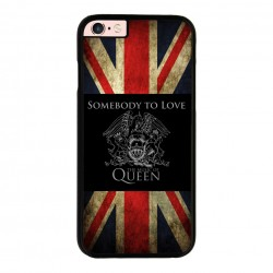 Funda IPhone 6 plus Iphone 6s plus queen bandera inglesa
