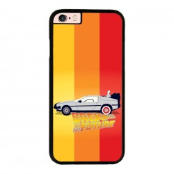 Funda IPhone 6 plus Iphone 6s plus regreso al futuro delorean