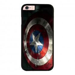 Funda IPhone 6 plus Iphone 6s plus escudo capitán américa