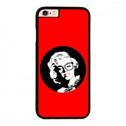 Funda IPhone 6 plus Iphone 6s plus marilyn roja