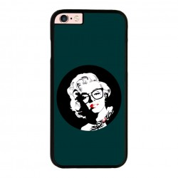 Funda IPhone 6 plus Iphone 6s plus marilyn verde