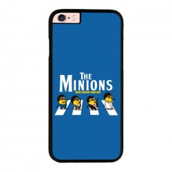Funda IPhone 6 plus Iphone 6s plus minions beatles