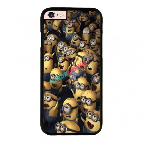 Funda IPhone 6 plus Iphone 6s plus minions concierto