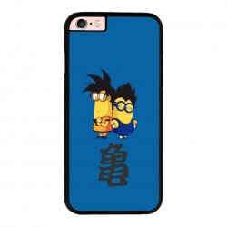 Funda IPhone 6 plus Iphone 6s plus minions goku vegeta