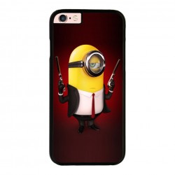 Funda IPhone 6 plus Iphone 6s plus minions reservoir dogs