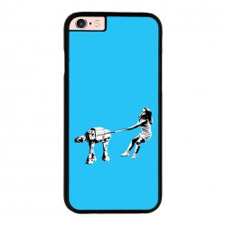Funda IPhone 6 plus Iphone 6s plus star wars banksy