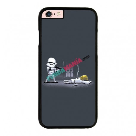 Funda IPhone 6 plus Iphone 6s plus star wars stormtrooper