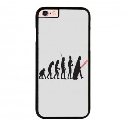 Funda IPhone 6 plus Iphone 6s plus star wars evolution