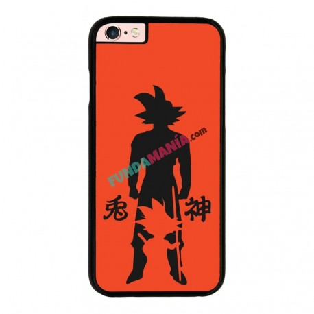 Funda Iphone 6 plus Iphone 6s plus goku evolution