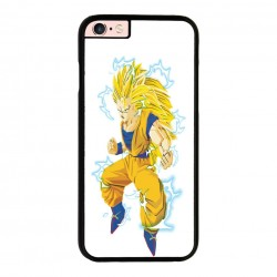 Funda Iphone 6 plus Iphone 6s plus goku super saiyan