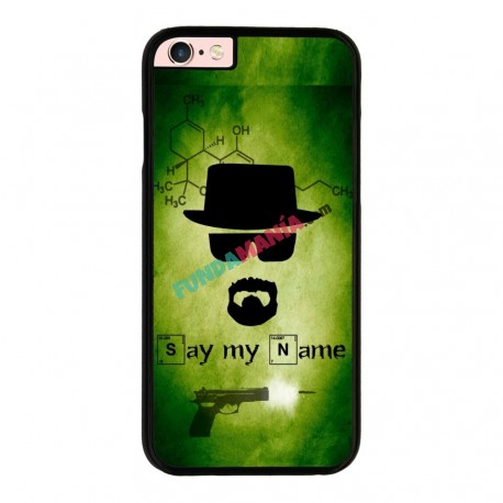 Funda Iphone 6 plus Iphone 6s plus heisenberg formula