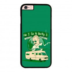 Funda Iphone 6 plus Iphone 6s plus heisenberg autocaravana