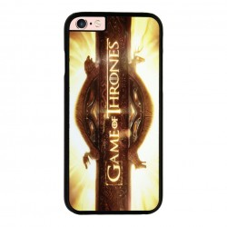 Funda Iphone 6 plus Iphone 6s plus juego de tronos logo intro