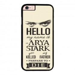 Funda Iphone 6 plus Iphone 6s plus juego de trnos arya stark