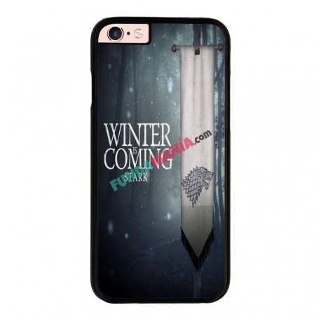 Funda Iphone 6 plus Iphone 6s plus juego de tronos casa stark
