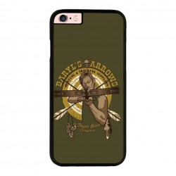 Funda Iphone 6 plus Iphone 6s plus the walking dead daryl ballesta