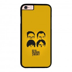 Funda Iphone 6 plus Iphone 6s plus the big bang theory beatles
