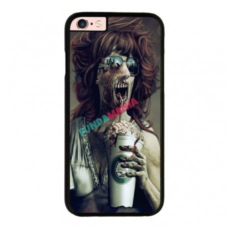 Funda Iphone 6 plus Iphone 6s plus starbucks zombi