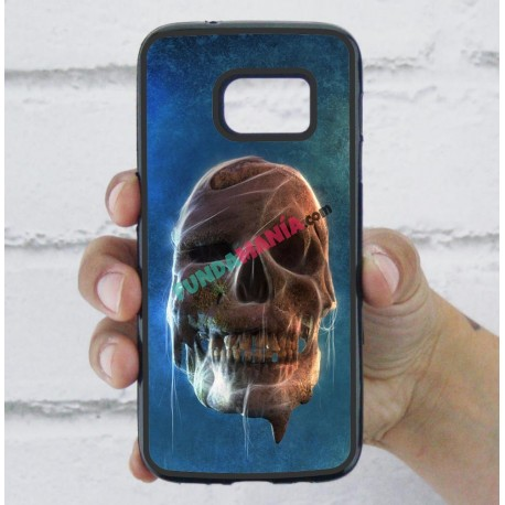Funda Galaxy S7 calavera pirata