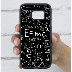 Funda Galaxy S7 fórmula einstein